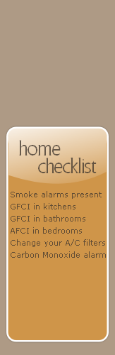 Smoke alarms present